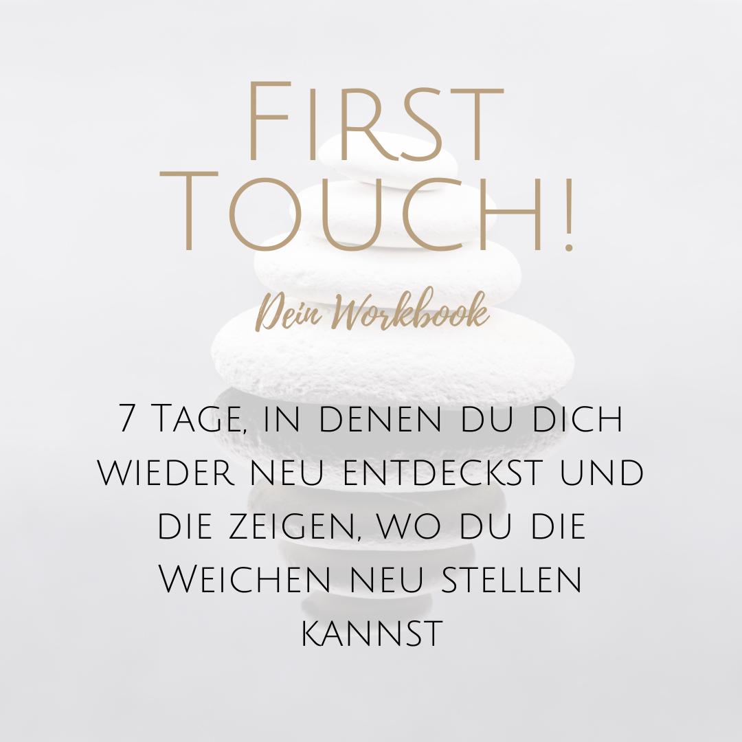 First Touch Workbook
