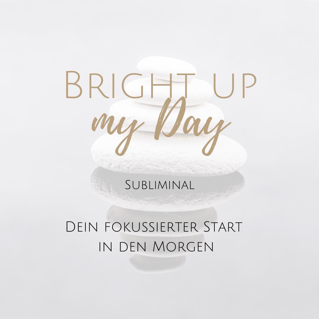 Bright my dax - Audiogramm